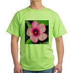 Glorious Violet Wood Sorrel Green T-Shirt