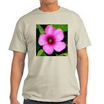 Glorious Violet Wood Sorrel Light T-Shirt