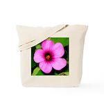 Glorious Violet Wood Sorrel Tote Bag