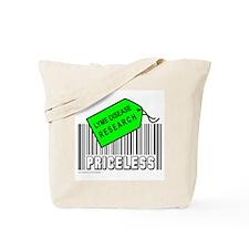 LYME DISEASE CAUSE Tote Bag