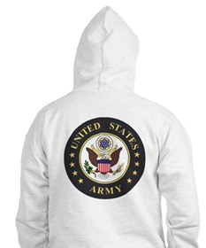 Staff Sergeant Hooded Shirt 1