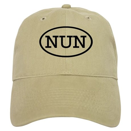 NUN Oval Cap