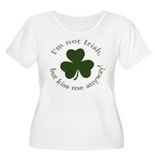 Unique Kiss me i'm irish T-Shirt