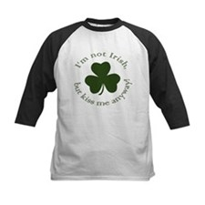 Unique Kiss me im irish Tee