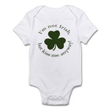 Im Not Irish, But Kiss Me Anyway! Body Suit