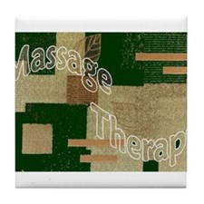 Massage Quilt Tile Coaster