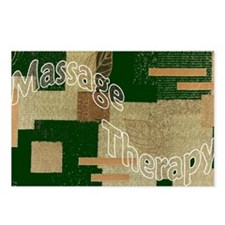 Massage Quilt Postcards (Package of 8)