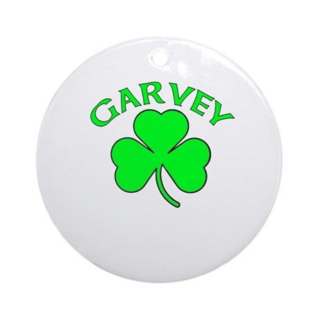 Garvey Ornament (Round)
