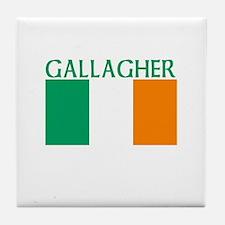 Gallagher Tile Coaster