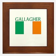 Gallagher Framed Tile