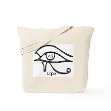 I <3 Life Tote Bag