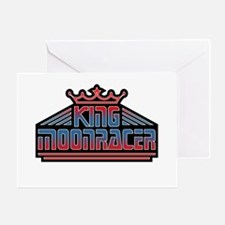 King Moonracer Greeting Card