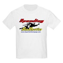 Speeding Bulletin/Bailey Planet T-Shirt