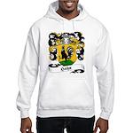 Hahn Family Crest Hooded Sweatshirt