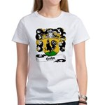 Hahn Family Crest Women's T-Shirt