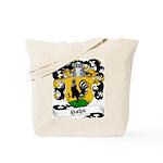 Hahn Family Crest Tote Bag