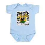 Hahn Family Crest Infant Creeper