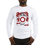Hamm Family Crest Long Sleeve T-Shirt