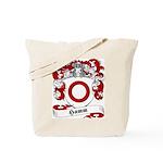 Hamm Family Crest Tote Bag