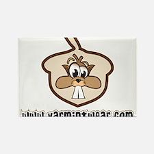 Cute Humorous varmint Rectangle Magnet