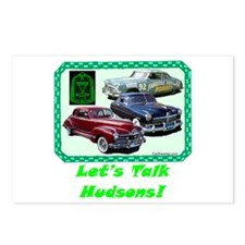 """Let's Talk Hudsons"" Postcards (Package of 8)"