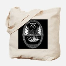 Butterfly Ballet Tote Bag
