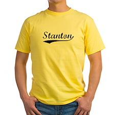 Vintage Stanton (Black) T