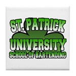 St. Patrick University School of Bartending Tile C