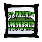 St. Patrick University School of Bartending Throw
