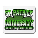 St. Patrick University School of Bartending Mousep