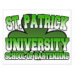 St. Patrick University School of Bartending Small