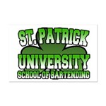St. Patrick University School of Bartending Mini P
