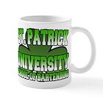 St. Patrick University School of Bartending Mug