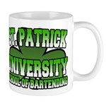 St. Patrick University School of Bartending Mug