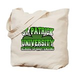 St. Patrick University School of Bartending Tote B