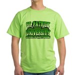 St. Patrick University School of Bartending Green