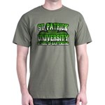 St. Patrick University School of Bartending Dark T