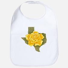Yellow Rose of Texas Bib