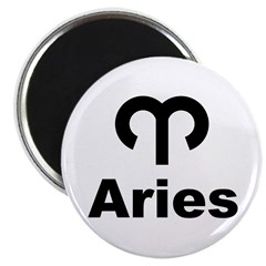 "Aries sign 2.25"" Magnet (100 pack)"