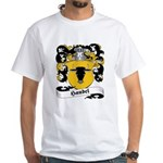 Handel Family Crest White T-Shirt