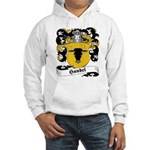 Handel Family Crest Hooded Sweatshirt
