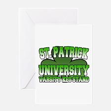 St. Patrick University School of Varsity Keg Stand