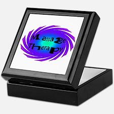 Massage Swirl Keepsake Box