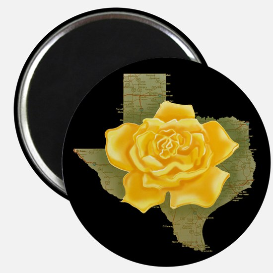 Yellow Rose of Texas Magnet