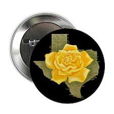"Yellow Rose of Texas 2.25"" Button"