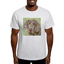 Weimeraner Ash Grey T-Shirt