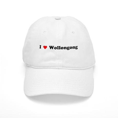 I love Wollongong Cap