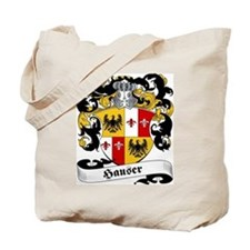 Hauser Family Crest Tote Bag