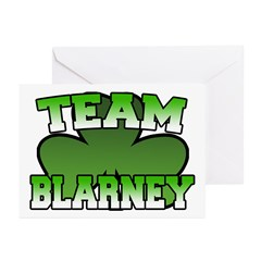 Team Blarney Greeting Cards (Pk of 10)