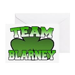 Team Blarney Greeting Cards (Pk of 10)